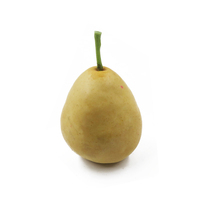 Simulation Pears Artificial Pear Fruit Faux Food for Xams Halloween Display House Kitchen Party Decor