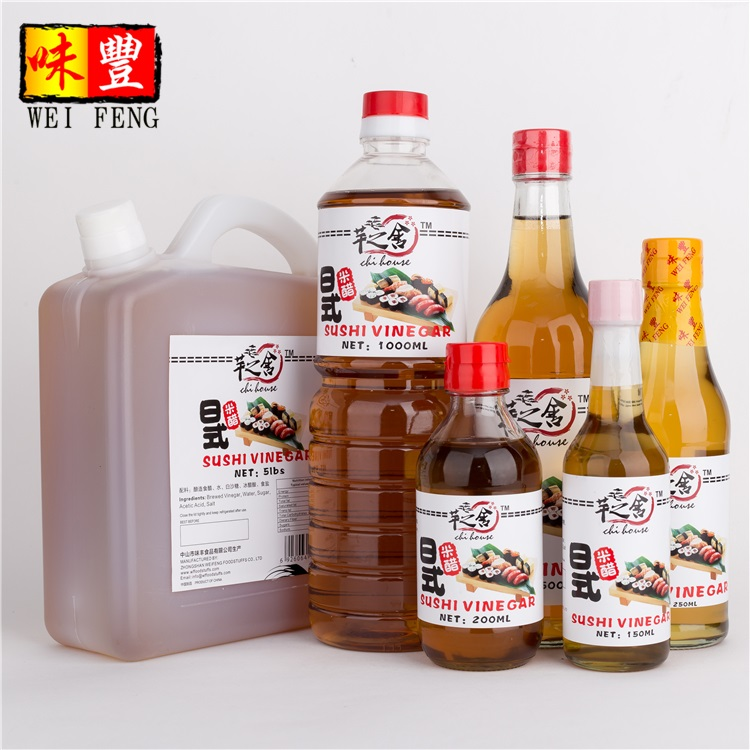 Superior Quality Japanese Style Sushi Vinegar 500ML