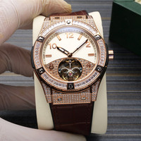 Noble luxury Swiss custom men's mechanical watches suitable for rolexiiss 904 Steel quality.