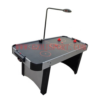 Digital Scoring L Style and 5Ft size Leisure Games Air Hockey Table