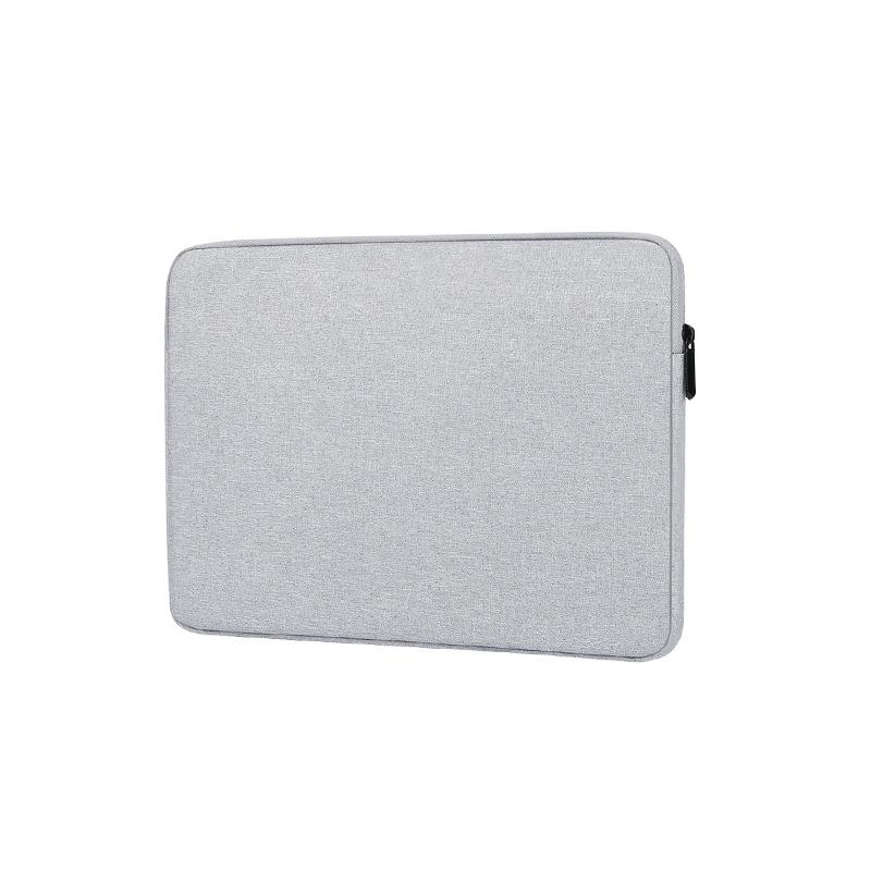 Einfache stil 15,6 zoll kleine laptop tasche wasserdichte schutz für frauen