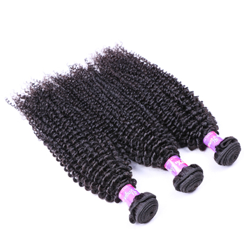 Factory Wholesale Brazilian 100% Human Hair Extensions 9A Virgin Hair Weave Kinky Curly Brazilian Kinky Curly Remy Hair Weave