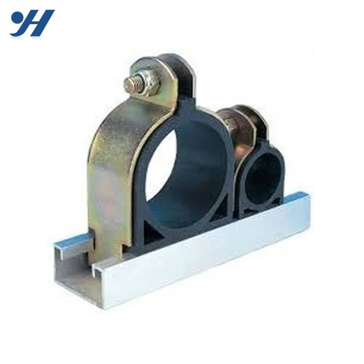1-Inch 10-Pack Strut Channel Cushion Clamp