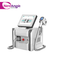 Professional 808nm diode laser hair removal machine 3 waves