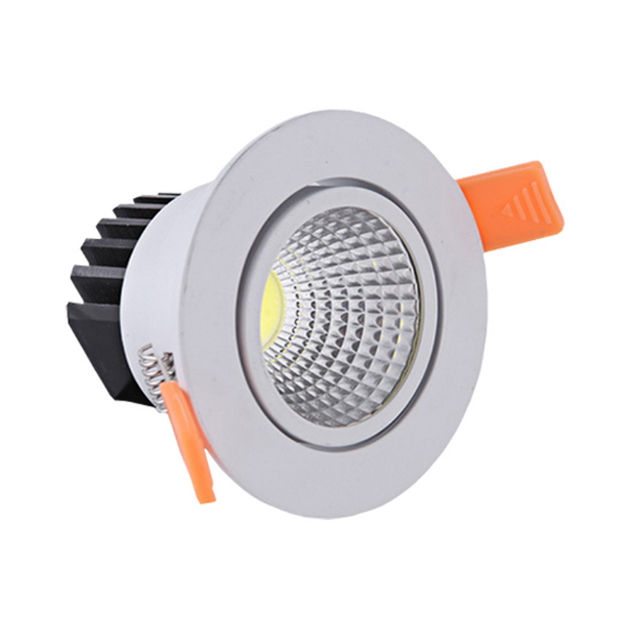led downlight dimmable 9w IP44 recessed led light downlight downlight-9W-1