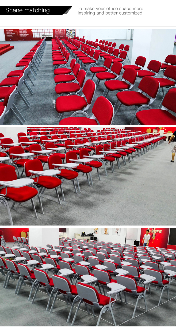 Office Furniture Table office chairs with tables attached training tablw chair