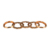 Copper Metal Stamping Custom Sheet Metal Stamping Parts Laser Cutting And Bending Parts