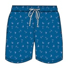 custom logo mens quick dry summer beach wear surf swimming board shorts long