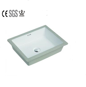 japanese ceramic trough under counter bowl sink for bathroom