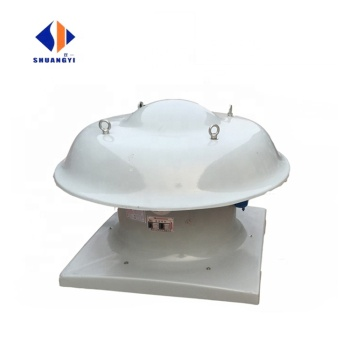 Workshop Gas Exhaust / Fresh Air Supply Axial Roof Top Fan