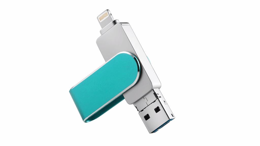 Custom Bulk Swivel Metal USB Stick 8GB,16GB,32GB,64GB,128GB OTG USB Flash Drive 2.0 3.0