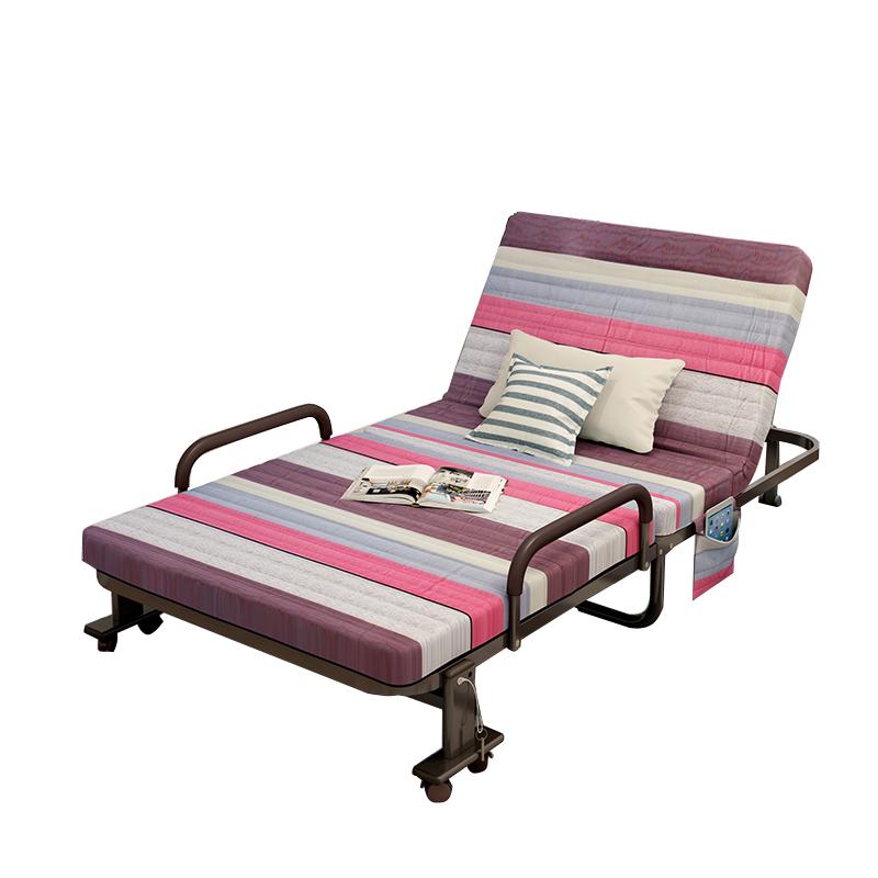 Volwassen Meubels Escort Marching Volwassen Woonkamer Sofa Floding Bed Slaapzaal Vouwen De Bed Draagbare Schoonheid Bedden Voor Volwassenen