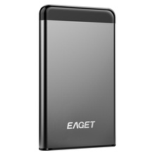 EAGET 2.5 SATA a USB 3.0 Adapter Hard Drive Enclosure per Disco SSD HDD Box Caso HD Recinzione di HDD Esterno