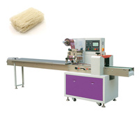 Full Stainless Steel High Speed Instant Rice Noodles Packing Machine