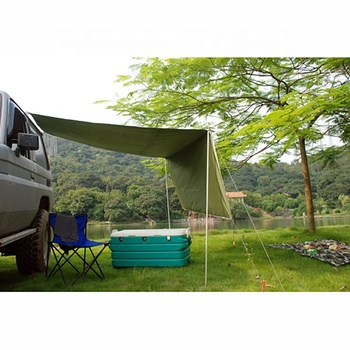 Side Awning For 4x4 Off Road Car Awning Resist Strong ...