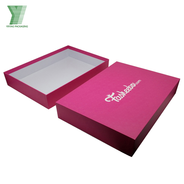 China manufacturer wholesale custom personalized cardboard box