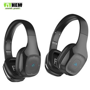 FITHEM KS550 MP3 Player Foldable wireless  Bluetooth headband  earphone Headsets