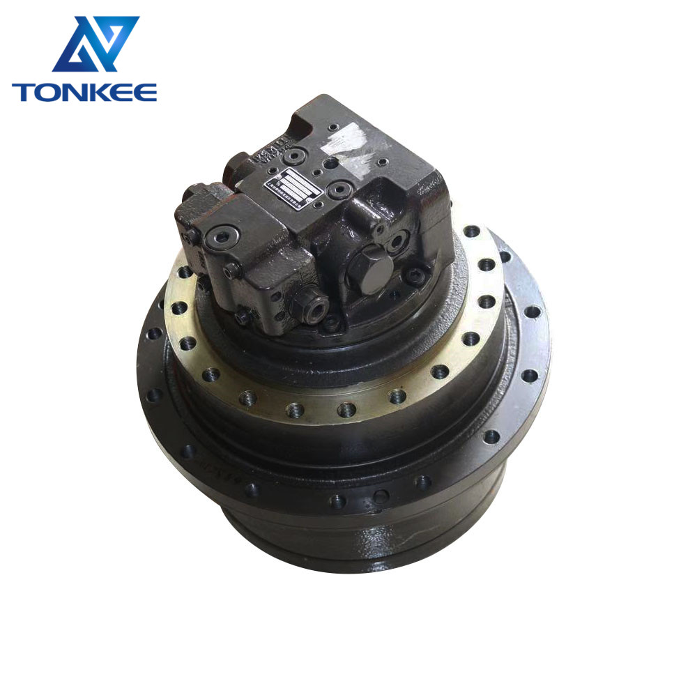 Construction Machinery Parts GM20VL-P-3356-3 11C0347 travel motor assy GM20VL SY135 CLG915D XE150 final drive group