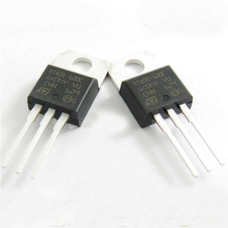 5 x BT136 BT136-600 BT136-600E Triac  600V 4A