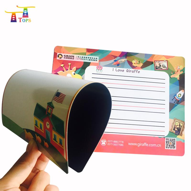 Waterproof Weekly Planner Flexible Chore Chart Small Mini Chalk Wall Personal Monthly Dry Erase Calendar Magnetic Black Board - Yola WhiteBoard | szyola.net