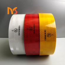 3m diamond grade dg reflecterende tape (ece104) 50mm folie beeld hechting