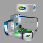 Custom Skin Care Exhibition Display Trade Show Stand
