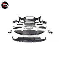 Factory Price PP Body Kit For XF Upgrade To XFR-S Style