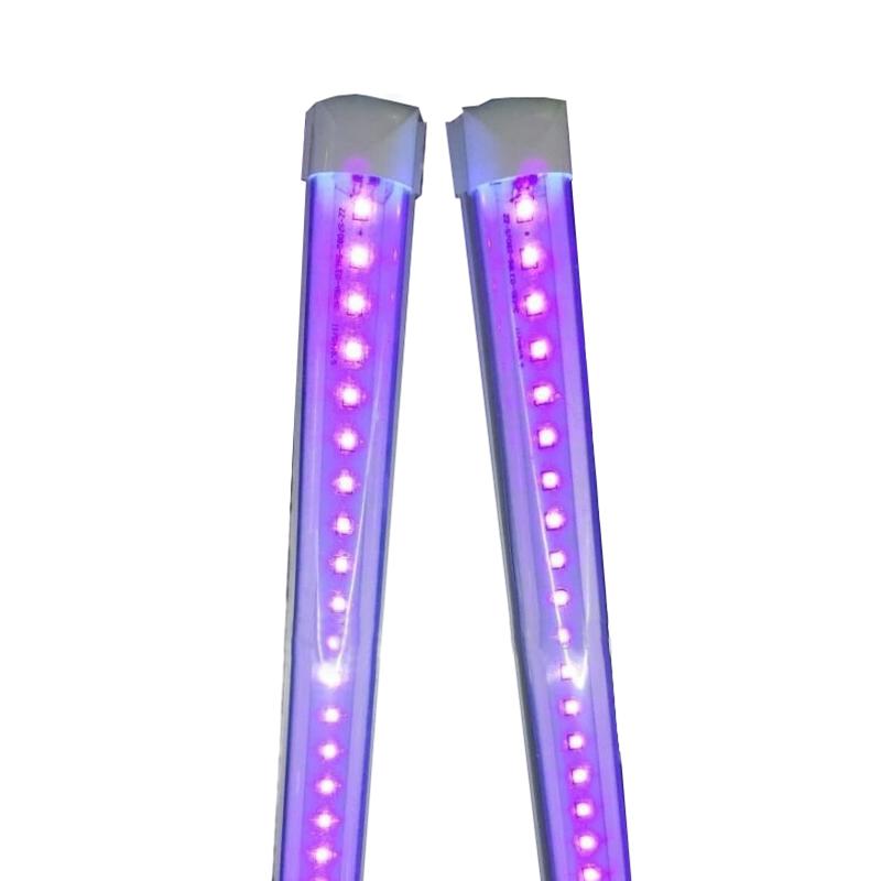 Lámpara UV uv led germicida lámpara 18W LED tubo UV de luz fabricante