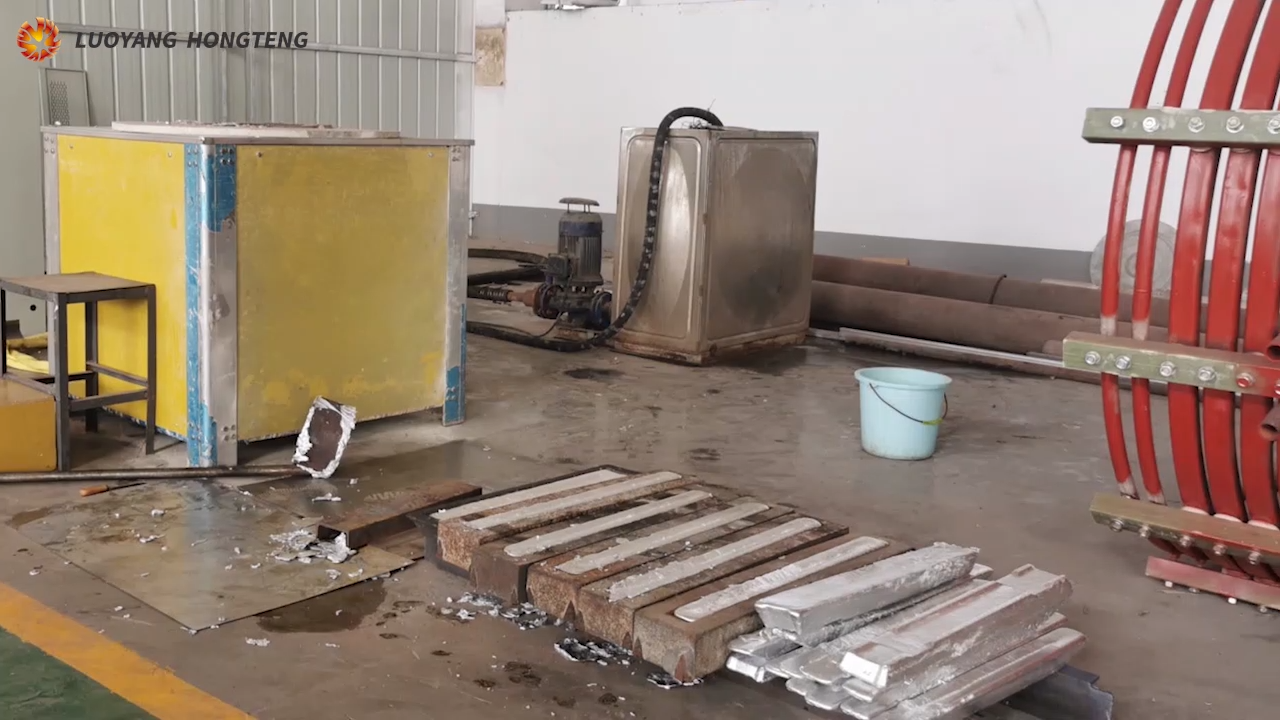 machine manufacturer factory price industrial aluminium  mini electric melting furnace