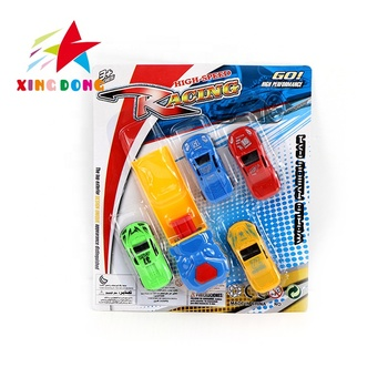 2020 best selling mini car with ejector car toys novel toys high speed racing car toys