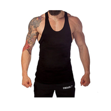 2019 Nieuwe Collectie custom bodybuilding kleding gym tank top mannen <span class=keywords><strong>stringer</strong></span>
