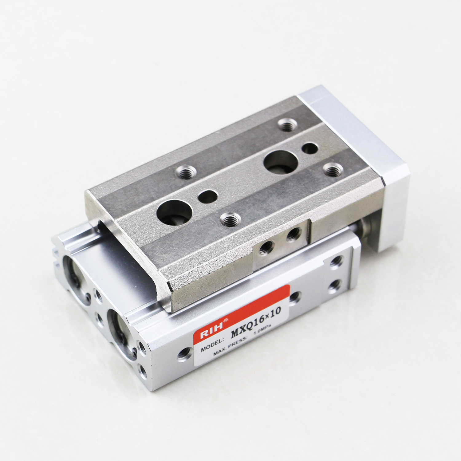 SMC Type Aluminum MXQ6 MXQ8 MXQ12 MXQ16 MXQ20 MXQ25 Pneumatic Sliding Table Cylinder Pneumatic Air Slide Cylinder