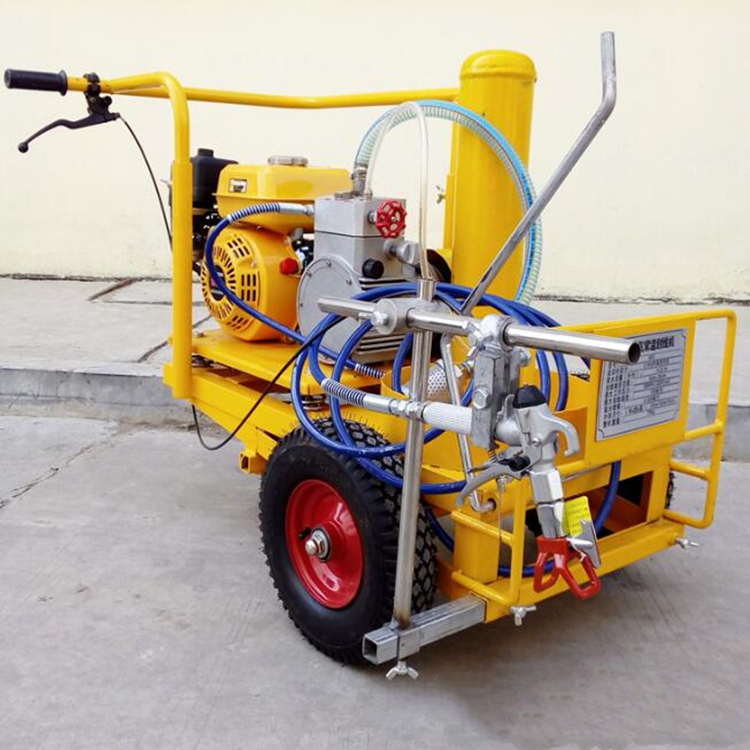 China brand road line marker machine