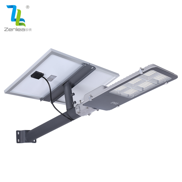 Outdoor ip65 waterproof Intelligent sensor 60w 150w 200w 300w led solar street <strong>light</strong>