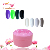Kamayi  Wholesale 2020 New Design Harmless  OEM Private Label Light Green Nail Art Paint Nail Gel