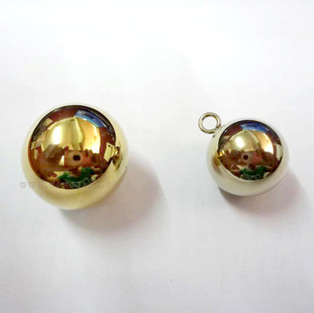 25mm Small Stainless Steel Hollow Ball/ Gazing Metal Sphere