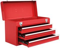 "72"" 17 drawer tool chest roller cabinet"
