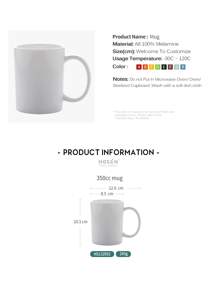 Factory Wholesale Plastic Coffee Cup Mug,  Mug For Wedding