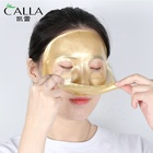 24k Gold Powder Crystal Face Lifting Collagen Essence Mask Pack