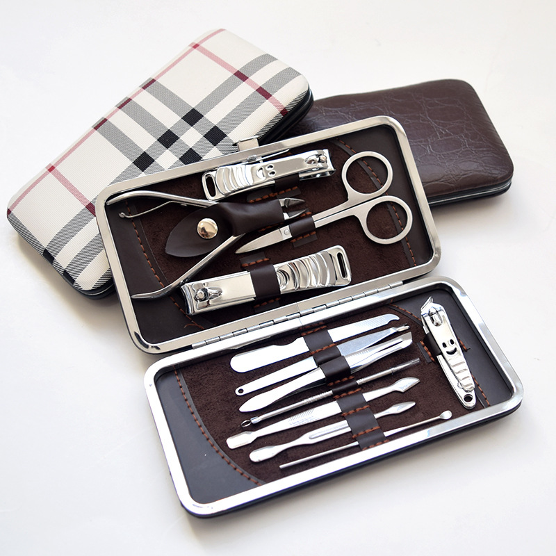 Hot seller manicure set corporate executive gifts