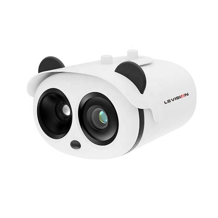 Ai อุณหภูมิ Sensor Detection Face Recognition ระบบ Ip อินฟราเรดความร้อนสแกนเนอร์ตัวสร้างภาพกล้อง