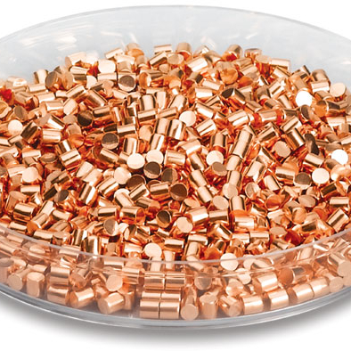 Ultra High Purity <strong>Copper</strong> 6N Cu 99.9999% Pellets