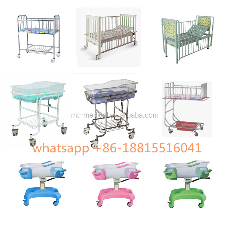 Multifunction hospital nursery baby bassinet infant cot wholesale kids' cribs