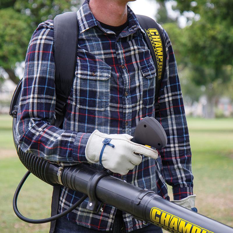 Champion Power Equipment cordless leaf blower high quality backpack leaf blower vacuum gasoline garden tool brush cutter
