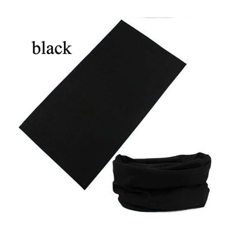 Hot selling promotional <strong>black</strong> plain <strong>bandana</strong>