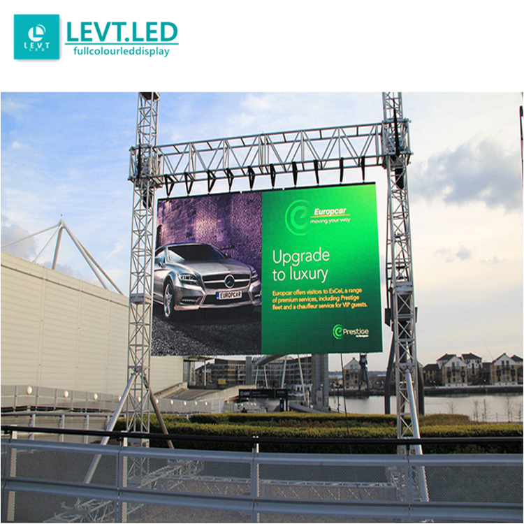 Levt Big Advertising <strong>Billboard</strong> <strong>price</strong> P6 P8 P10 P16 Indoor Outdoor <strong>LED</strong> Display/<strong>LED</strong> Screen/<strong>LED</strong> Video Wall