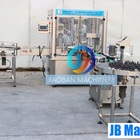 Automatic Ball JB-YX2 Automatic Nail Polish Gel Polish Bottle Filling Capping Line With Metal Ball