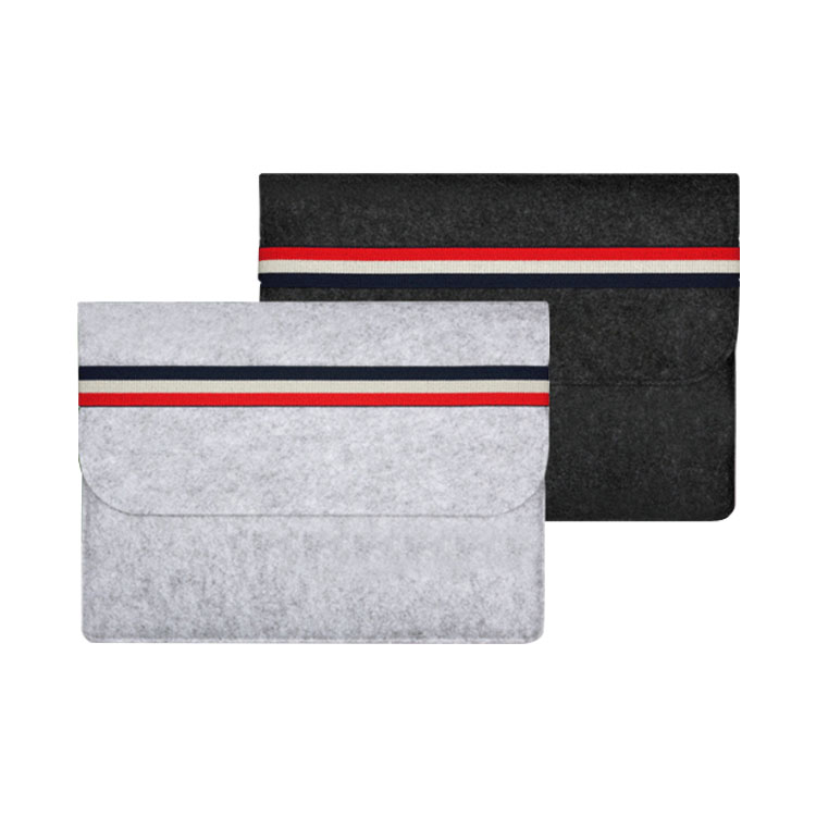 Factory new product custom promotion cheap felt laptop sleeve bag with low price