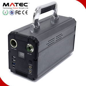 Pure Sine Wave 110/220V AC Power Multi-ports outside home use 100w 300w 500w portable power station 1000w
