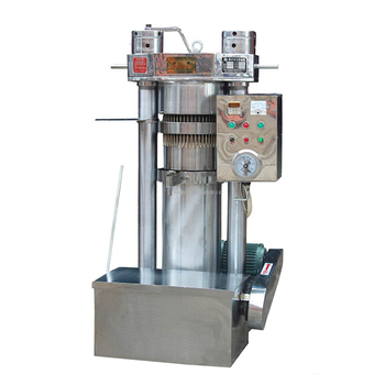 Automatic Hydraulic Oil Press Machine/Mill/Expeller